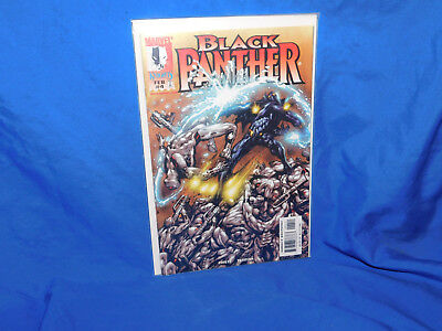 Black Panther #4 Vf?nm 1St Appearance Of Winter Soldier As White Wolf Marvel
