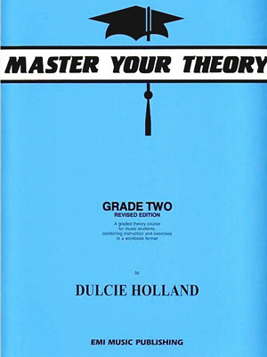 Master Your Theory AMEB Dulcie Holland - Grade 2