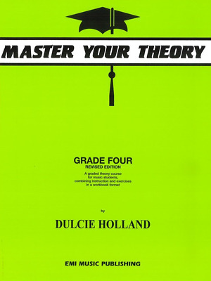 Master Your Theory AMEB Dulcie Holland - Grade 4