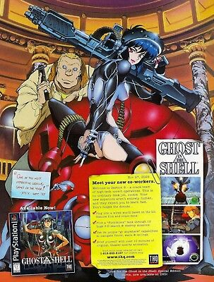 Ghost in the Shell Flyer]