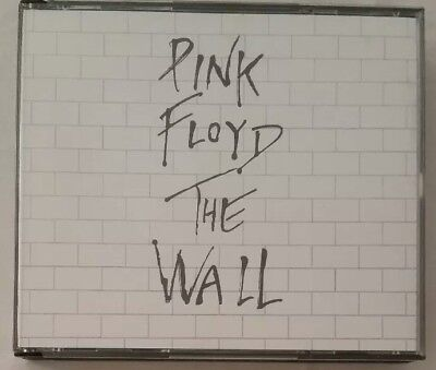 The Wall by Pink Floyd [2 Disc Boxset] (CD, Oct-1994, EMI/Capitol)