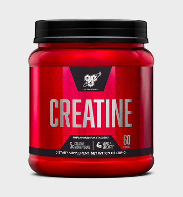 CREATINE MONOHYDRATE DNA HPLC TESTED BY BSN NUTRITION 309g 60 Serves