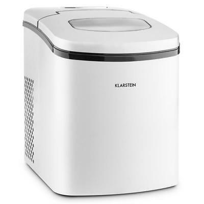 NEW 150W STYLISH COUNTER TOP ICE MACHINE 10KG COCKTAIL ICE-CUBE MAKER 10kg /Day