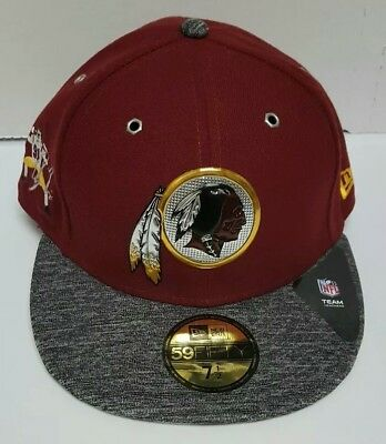 NFL Washington Redskins New Era On Stage 59FIFTY Fitted Hat-Ryan Kerrigan 7  1  5ca25d59e