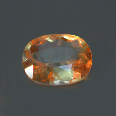 0.74cts UNIQUE 100% NATURAL' DANCING COLOR CHANGE AXINITE RARE GEM AAA !!!!