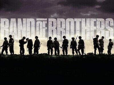 Band of Brothers Unabridged Audio Book 12 Hours MP 3 CD Easy Company WW2 AWESOME