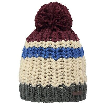 96cc51569dc BARTS COLTON BEANIE - Grey - Mens Hats - £20.00