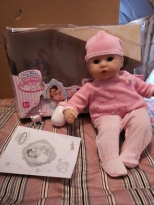 Baby Annabell My First. FAULTY Damaged box zapf creation