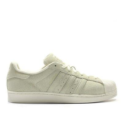 various colors 53243 2dd44 Uomo Adidas Superstar Rt Bianco Crema Scarpe Sportive S79477