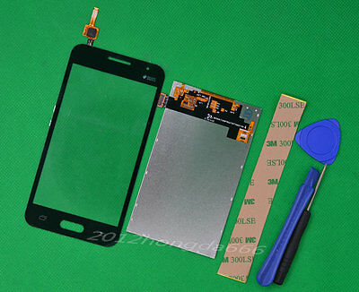 For Samsung Galaxy Core 2 Duos SM-G355H G355 LCD Display+Touch Screen Digitizer