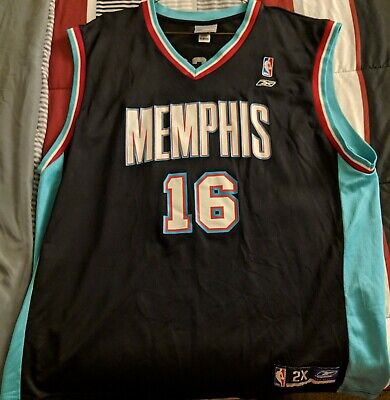 15d6ec4dd AUTHENTIC REEBOK MEMPHIS Grizzlies Jason Williams  2 NBA Jersey ...