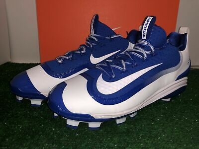 1767aa3ad Nike Huarache 2K Filth Elite Mcs Baseball Cleats Blue White 819336-410 Mens  12