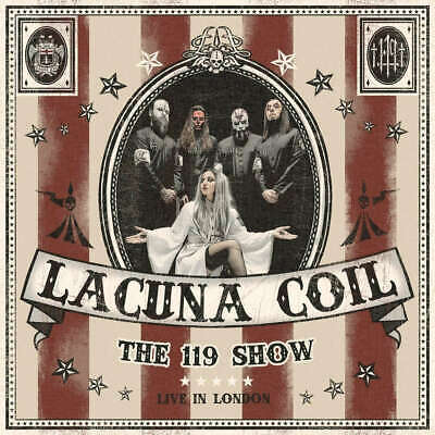 LACUNA COIL - The 119 Show Live In London - 2-CD + DVD