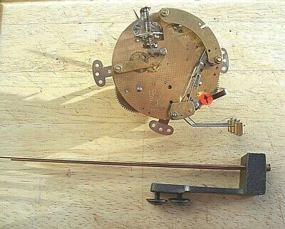 Franz Hermle Ting / Tang Clock Movement with Chime Bars