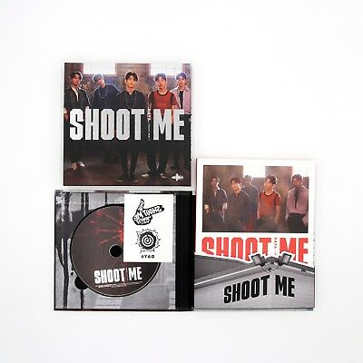 [DAY6]3th mini album Shoot Me:Youth Part 1/Bullet Ver./Only Album/No Photocard