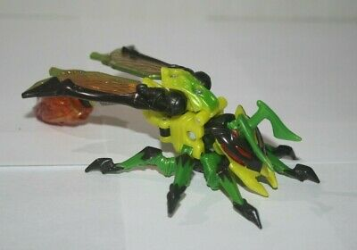 Transformers 2000 Beast Machines Basic Class Buzzsaw Complete