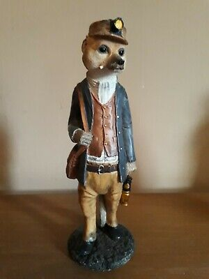Country Artists Magnificent Meerkats Davy. Coal miner.
