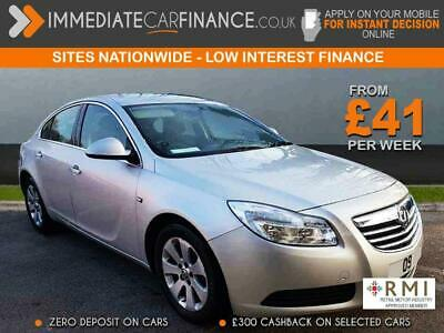 Vauxhall Insignia 2.0CDTi Exclusiv Immediatecarfinance.co.uk - Online Decision