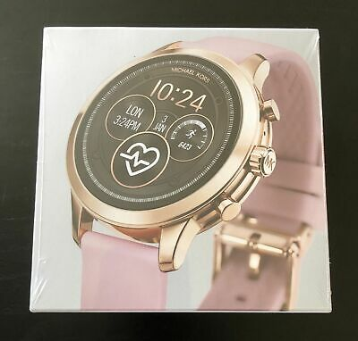 e2bb1e1d4204 MICHAEL KORS ACCESS Runway MKT5048 Smartwatch - Rose Gold   Pink ...