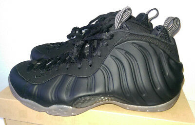 6dfc827d3a453 Ds 2012 Nike Air Foamposite One Penny Stealth Black Grey 314996-010 Size  9.5 Nib