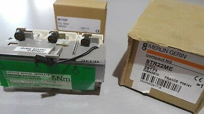 Schneider Electric Trip unit  STR22ME  80 A 3 poles 3d