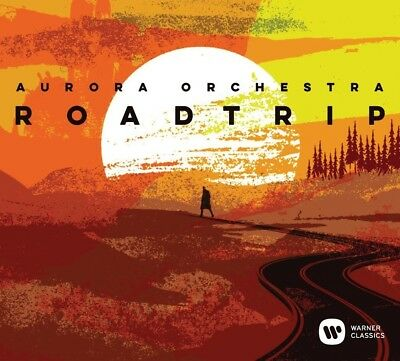 Nicholas Aurora Orchestra/Collon - Roadtrip  Cd New