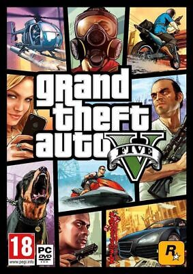 Grand Theft Auto V / GTA 5 PC FULL Access Change Everything 💎