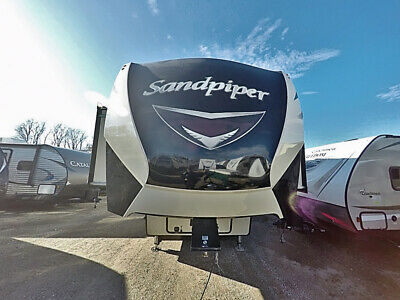 New 2018 Forest River Sandpiper Fifth wheel, Clearance Priced, just over invoice