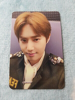 10)EXO 5th Album DON'T MESS UP MY TEMPO Suho Type-C Photo Card K-POP(10