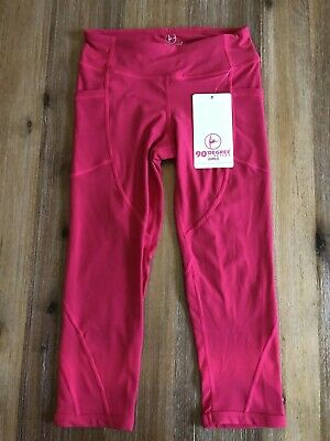 Nwt 90 Degree By Reflex Girls Hot Pink Medium