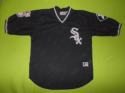 VINTAGE Jersey CHICAGO WHITE SOX (M) PRO ONE SPORTSWEAR VERY GOOD !!! MLB