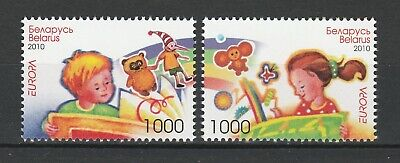 Belarus 2010 CEPT Europa 2 MNH Stamps