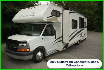 2009 Gulf Stream Conquest Used Class C Motor Home Chevy Coach RV MH Motorhome