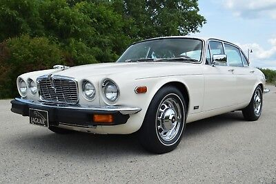 1979 Jaguar XJ12 -  L (Long Wheel Base); Series II Rare V12 Long wheel base, very clean original example in stunning condition