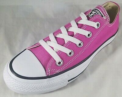 7dca0deefb4e0 CONVERSE UNISEX CHUCK Taylor All Star Ox Low Top Sneaker Plastic Pink  (151874F) -  49.95