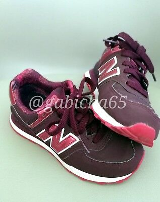 BASKET NEW BALANCE Fille Taille 36 - EUR 15 05534885021