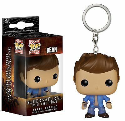 FUNKO POCKET POP Supernatural FUNKO POCKET POP! KEYCHAIN Dean