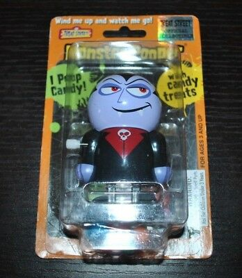 Monster Pooper Treat Street DRAKULA Official Collectible Candy Dispenser NEW