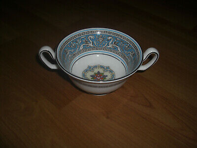 Wedgwood Florentine Turquoise Consomme/soup Bowl  X1