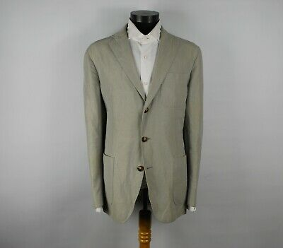 Men's PAL ZILERI Concept Blazer Jacket Sport Coat 50IT 40US/UK Made In Italy Top