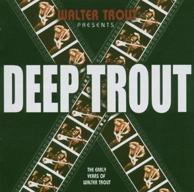 Walter Trout - Deep Trout  Cd New