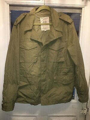 e2800bec412 COCKPIT USA  M-65 Field Jacket- Made in USA (XS - 3XL) -  335.00 ...