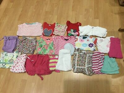 girls bundle of spring/summer clothes, mini boden, Next Joules age 3-4 years