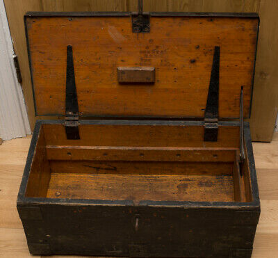 Antique Borstal box / chest