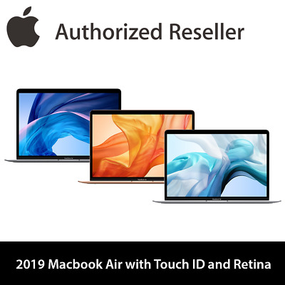 "Apple Macbook Air 13"" with Touch ID and Retina Display - 128GB 