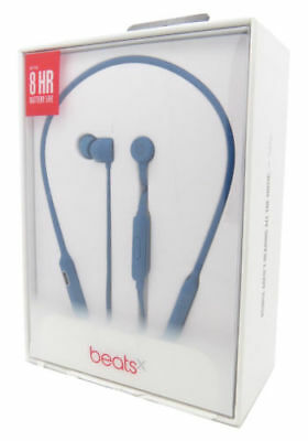 NEW OEM Beats by Dr. Dre BeatsX Beats X Wireless Bluetooth In-Ear Headphone Blue