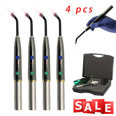 4 pc Dental Oral Laser Diode PAD Photo-Activated Disinfection Medical Lamp