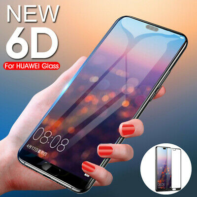 9H For Huawei Nova 3 3i P20 Lite Pro Full Cover Tempered Glass Screen Protector