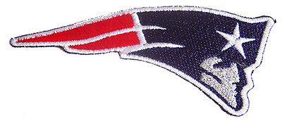 New NFL New England Patriots Super Bowl Logo embroidered iron on patch. (i3)