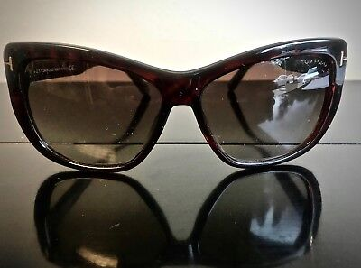 169fd39684 Original TOM FORD TF321 28F DARIA BROWN SUNGLASSES WOMEN S FRAMES 59MM TF  321